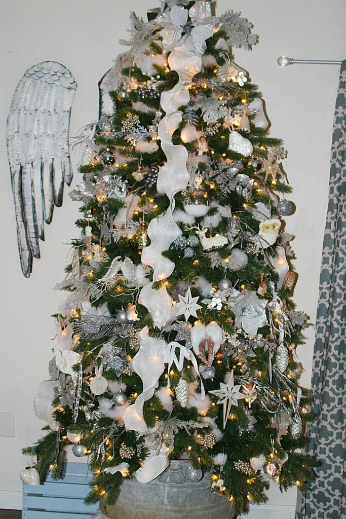 Christmas Tree Decor Ideas Blog Hop Our Crafty Mom