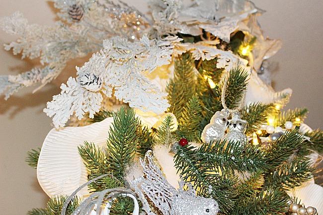 Christmas Tree Blog Hop-50 Bloggers Share Their Trees!! Our Crafty Mom #christmastreedecor #bloghop #christmastrees