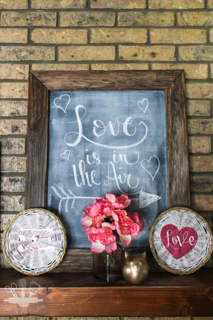 15 Creative Valentine's Day Ideas - Merry Monday #188 Our Crafty Mom #valentinesday #diydecor