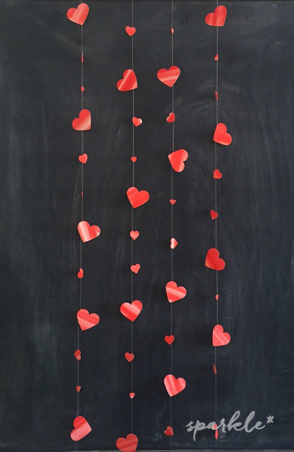 15 Creative Valentine's Day Ideas - Merry Monday - Our Crafty Mom #188 #diyvalentinesdayideas