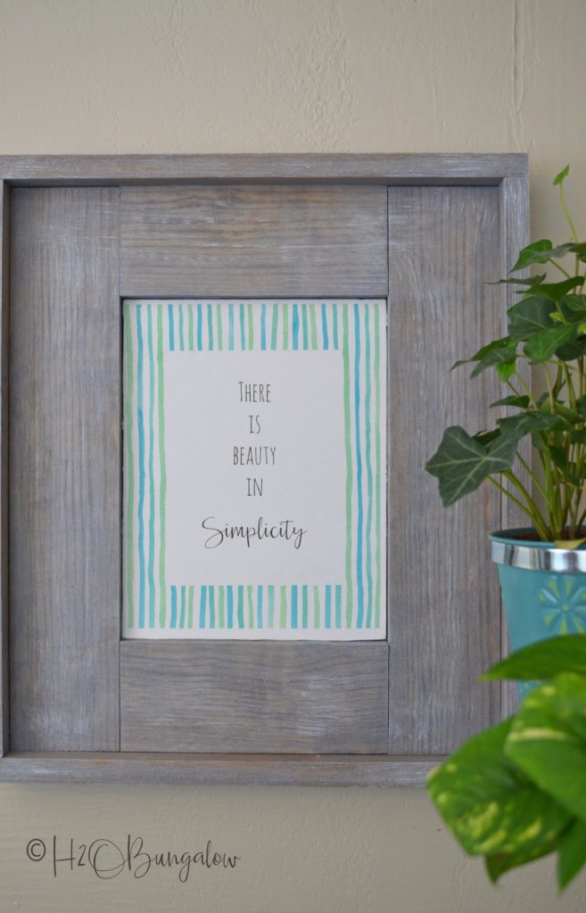 20 Pretty Free Printables For Your Home - Our Crafty Mom #freeprintables #springdecor #merrymonday