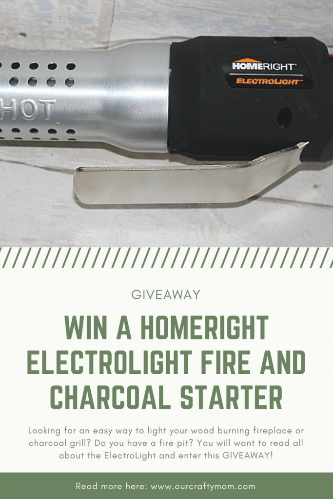 How To Light Your Wood Fireplace The Easy Way & GIVEAWAY!! Our Crafty Mom #giveaway #sponsored #homeright #loveisintheair