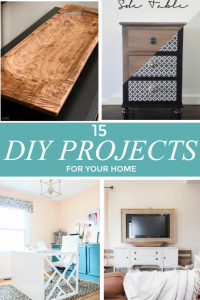 15 Quick And Easy DIY Projects To Refresh Your Home