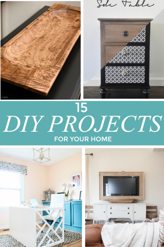 15 quick and easy diy projects to refresh your home our