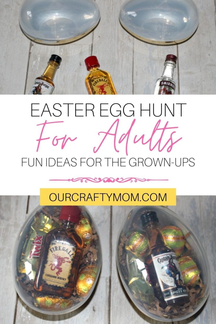 oversized Easter eggs for adults