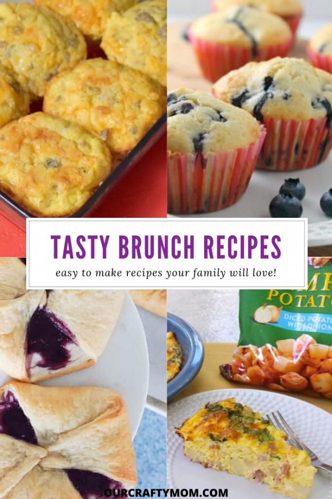 tasty brunch recipes