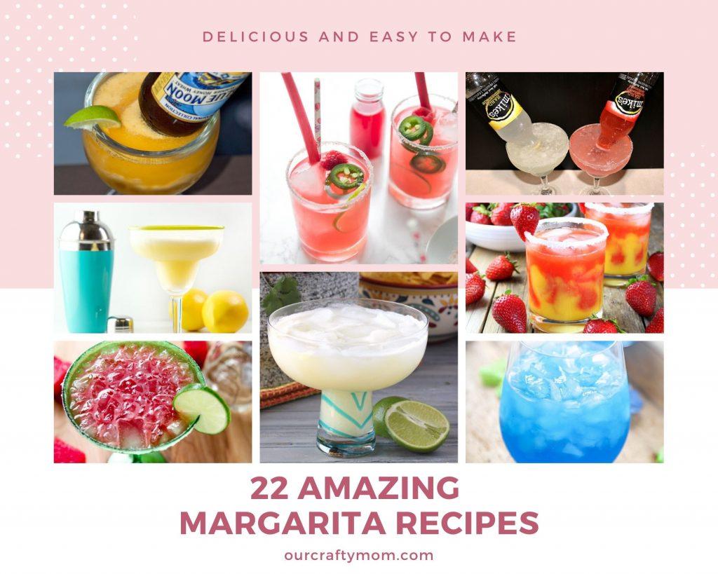 22 amazing margarita recipes