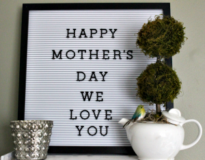 Create A Sweet Tea Pot Topiary For Mother's Day