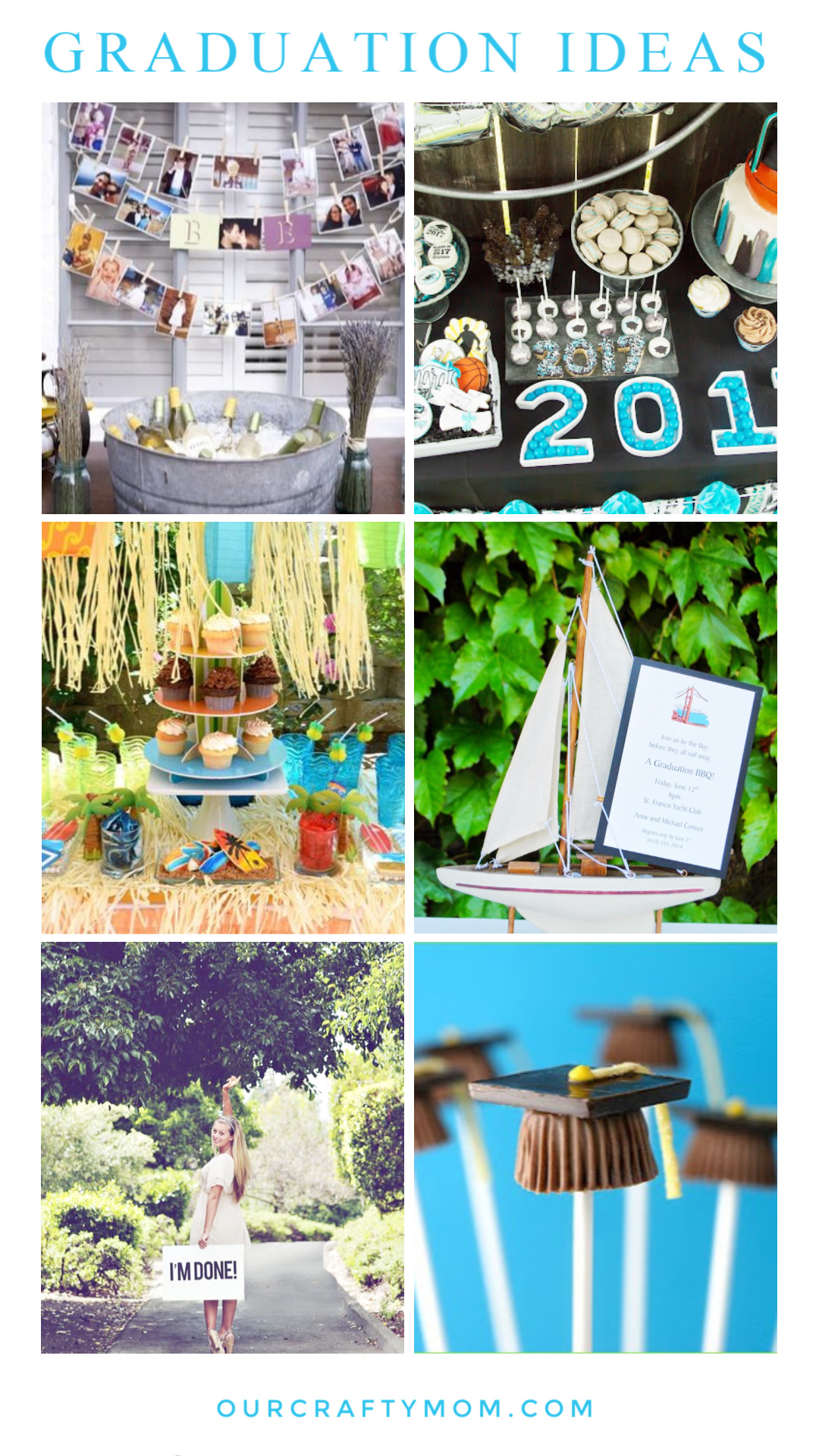 50+ Graduation Party Ideas