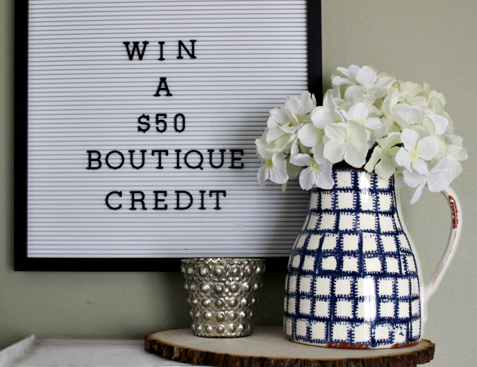 Awesome Giveaway For A $50 Boutique Credit Our Crafty Mom #giveaway #boutique #giftcard #winit #ourcraftymom #kids