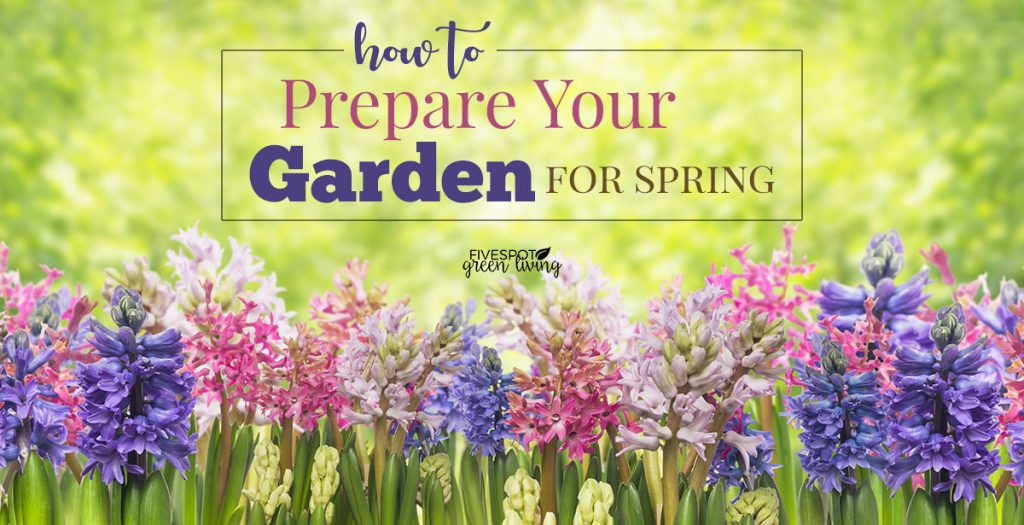 10 Easy Ideas To Prepare For Spring Outdoor Entertaining