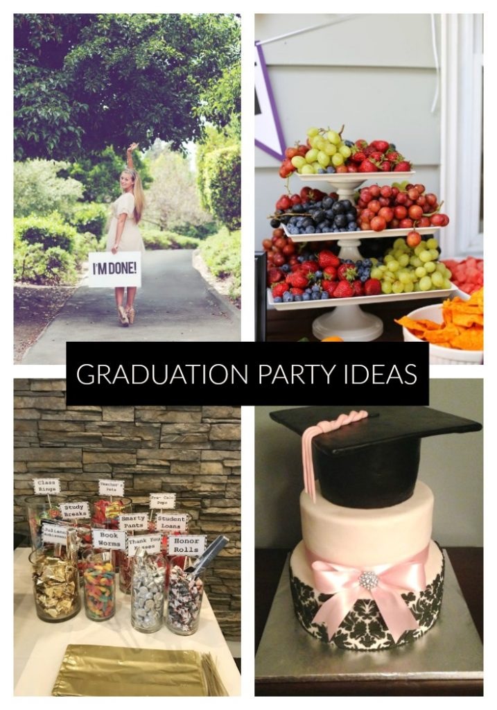 grad party ideas