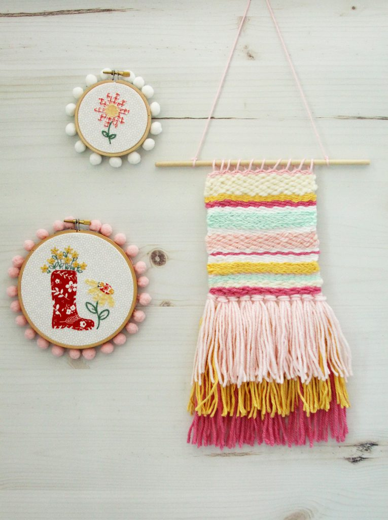 15 Creative Summer DIY Projects For Your Home Our Crafty Mom #summerdiyideas #summerprojects #homedecor #summerdecor #merrymonday #ourcraftymom