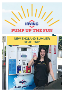 Summertime And The (New England) Living Is Easy With Irving Oil!
