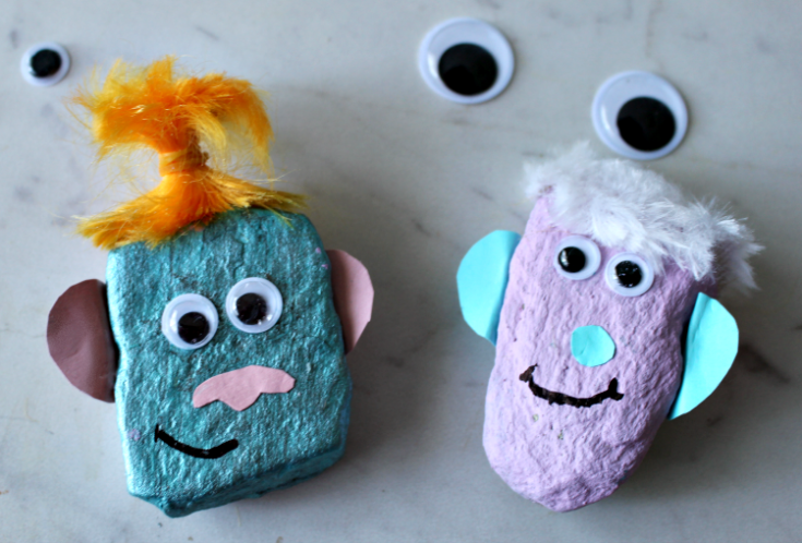 DIY Painted Rocks That The Kids Will Love To Make