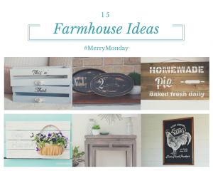 15 Fabulous DIY Farmhouse Projects And Decorating Ideas