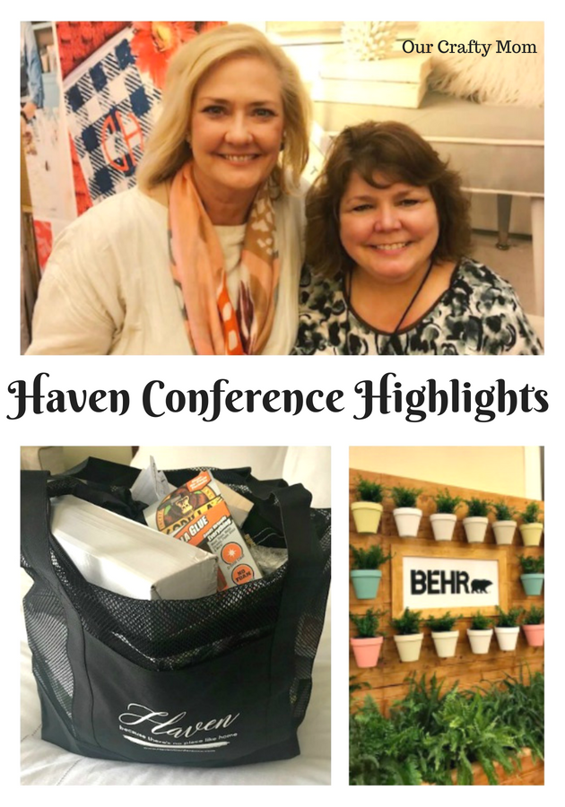 Haven Conference Highlights Our Crafty Mom Pinterest