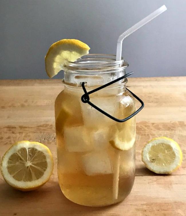 Spiked Iced Tea