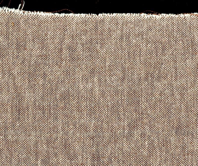 Burlap Fabric Close Up