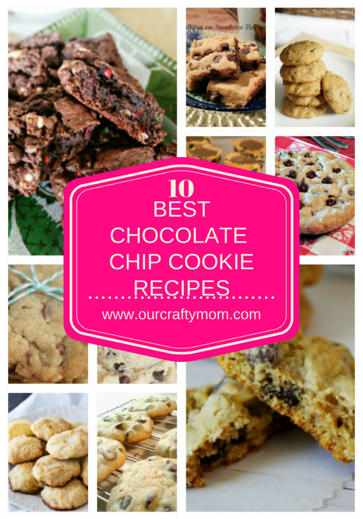 BEST CHOCOLATE CHIP COOKIERECIPES