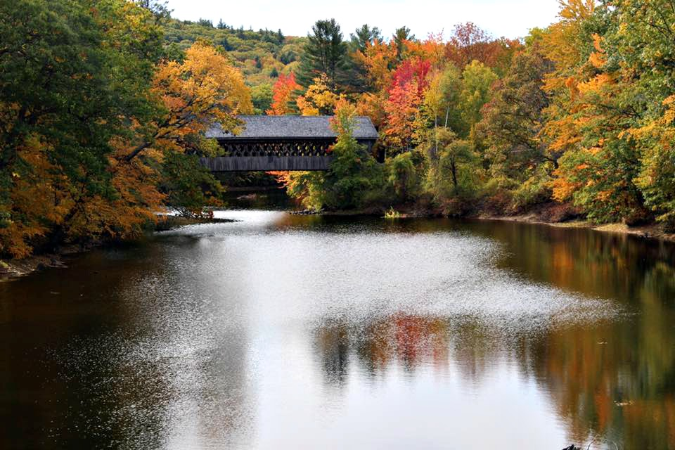 Covered Bridge NH