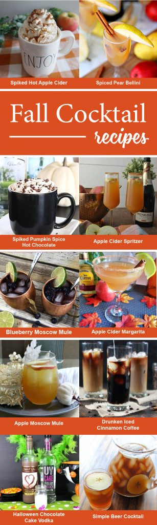 Autumn Apple Moscow Mule Our Crafty Mom