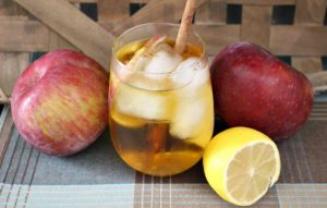 Make A Tasty Apple Cinnamon Mezcal Margarita Our Crafty Mom