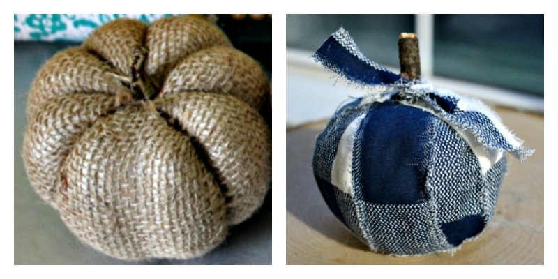 Before and After Pumpkins Our Crafty Mom