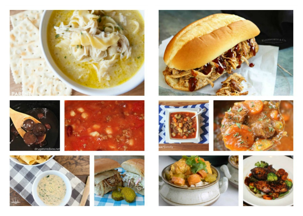 Comfort Food Collage Our Crafty Mom