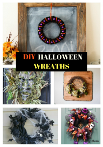 10 Fun Halloween Wreaths Perfect To Greet Trick Or Treaters
