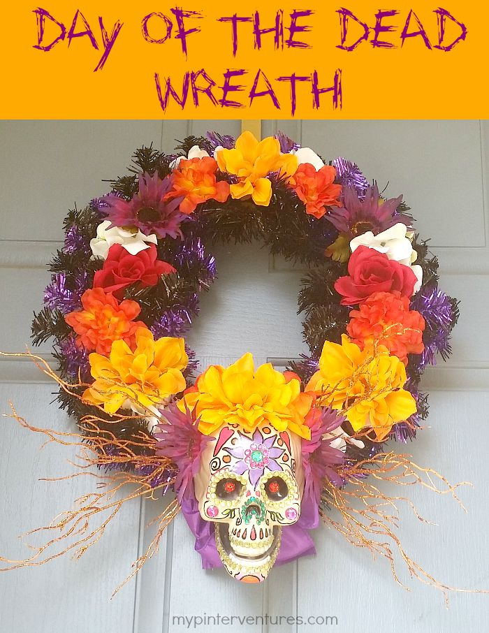 Day-of-the-dead-wreath