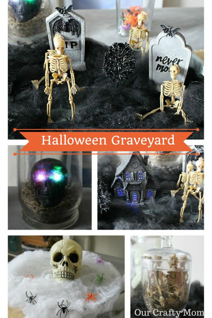 Halloween-Graveyard