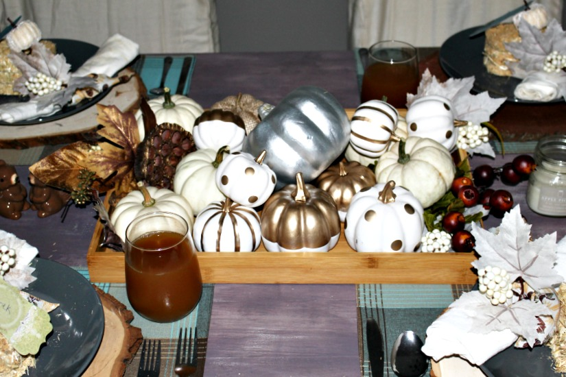 Hero Shot Fall Tablescape Our Crafty Mom