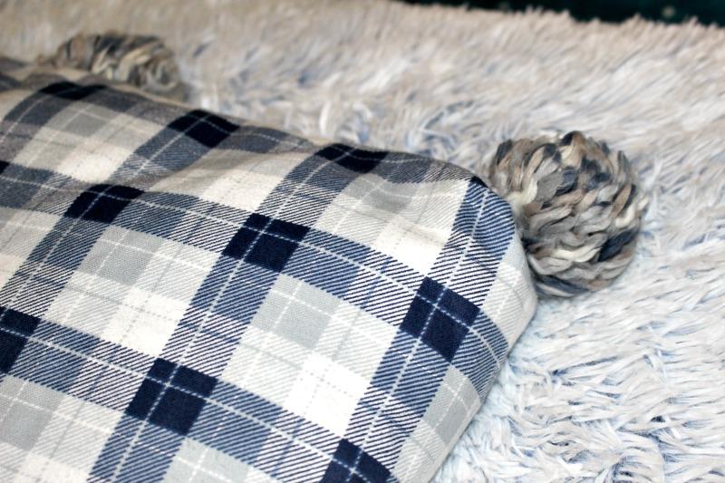 Pom Pom Pillow Our Crafty Mom