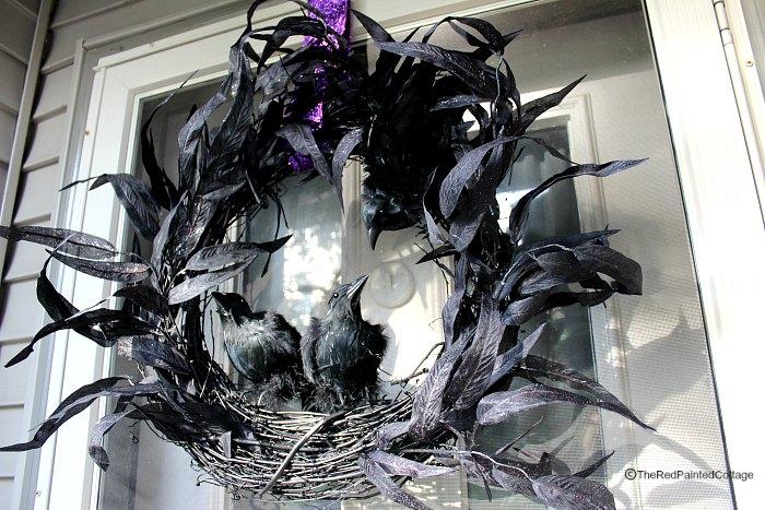 crow-wreath