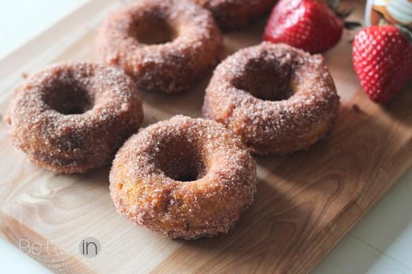 pumpkin-strawberry-donuts-2