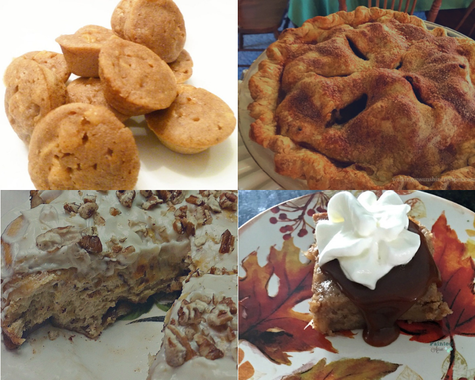 Apple Pie Collage