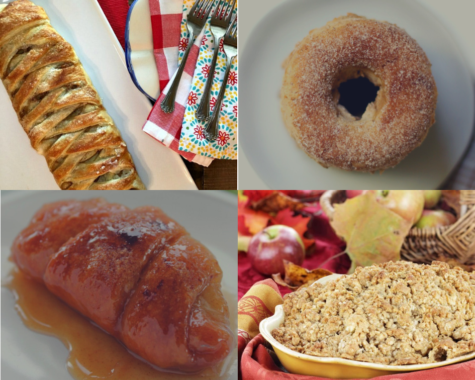 Amazing Apple Recipes #merrymonday #ourcraftymom