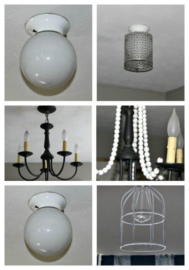 Ceiling Light Updates