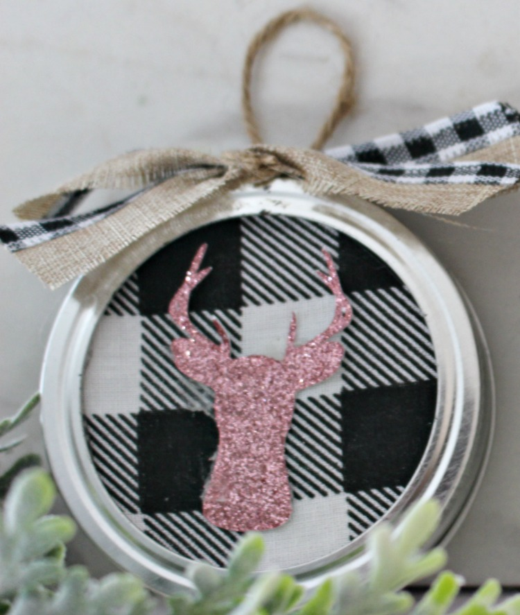 Feature Image Deer Ornament