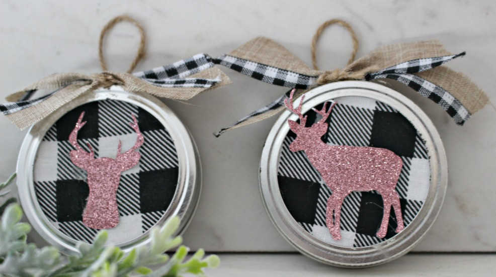 Hero Image Mason Jar Ornaments Our Crafty Mom
