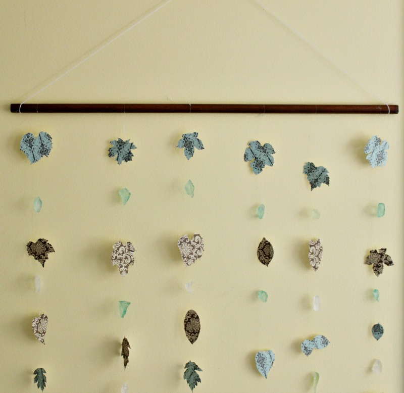 Leaf Wall Hanging
