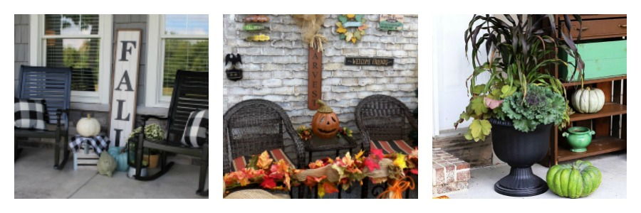 Outdoor Fall Decor Our Crafty Mom