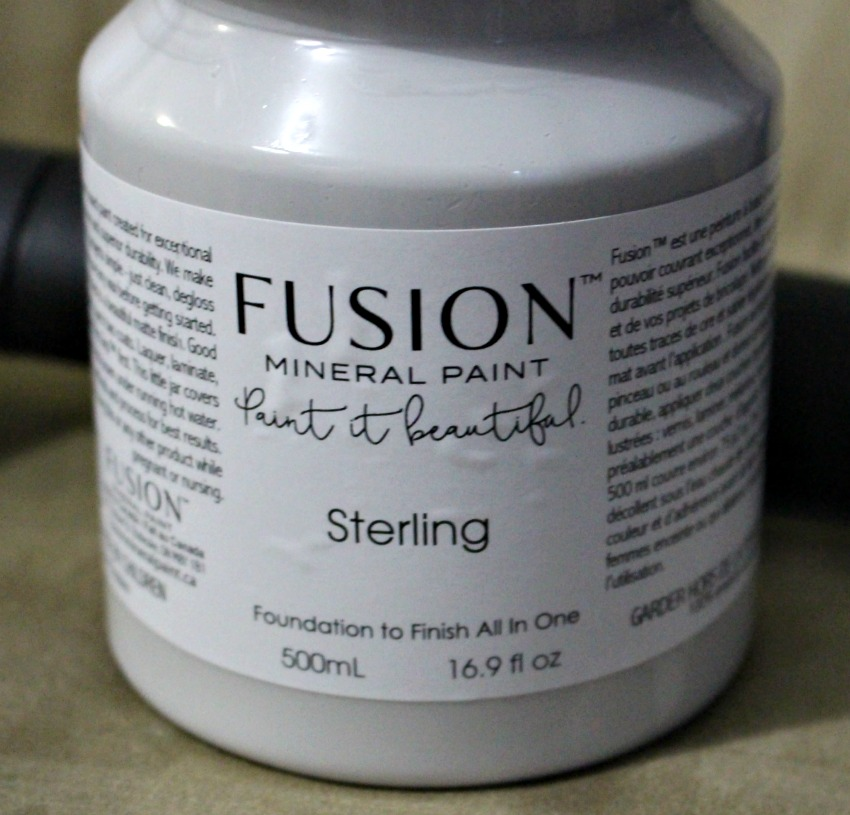 Sterling Fusion Paint