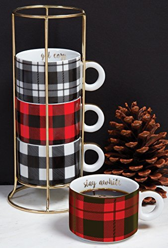 Buffalo Plaid Gift Ideas For Your Home Refresh Restyle