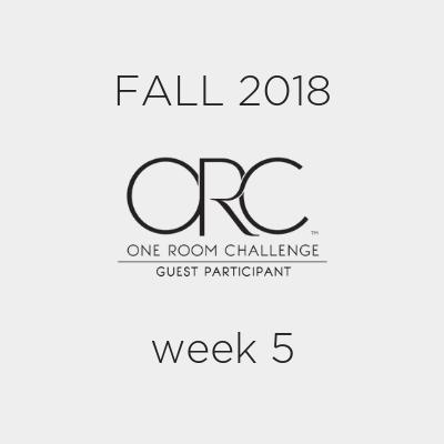 Fall ORC Week 5