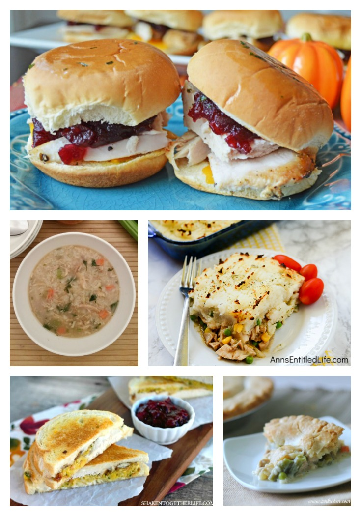 Leftover Turkey Recipes Our Crafty Mom