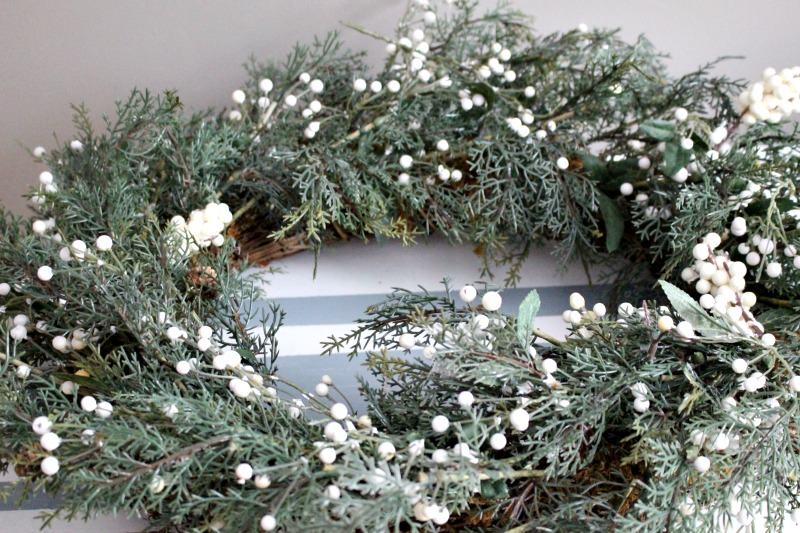 Thrift Store Wreath