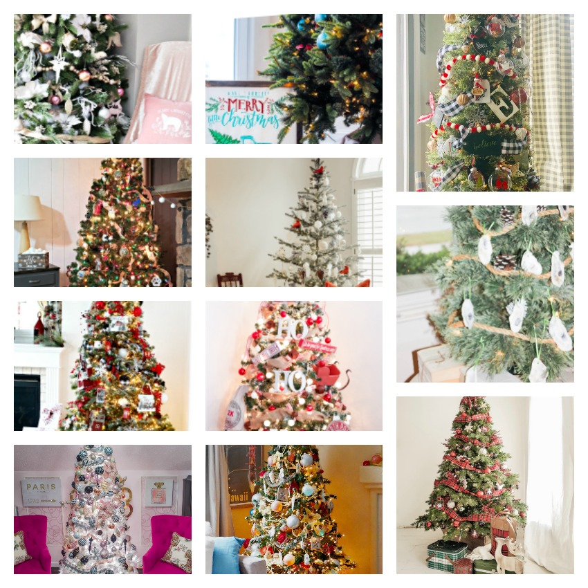 11 Beautiful Christmas Trees To Inspire You