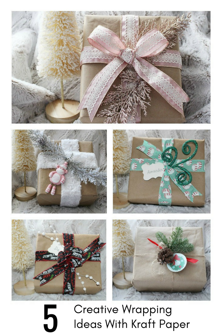 5-gift-wrapping-ideas-with-kraft-paper-from-the-dollar-store
